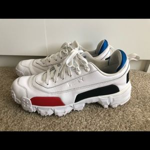 727ab944989 Puma x Han Kjobenhavn Mens White Sneakers US 10.5